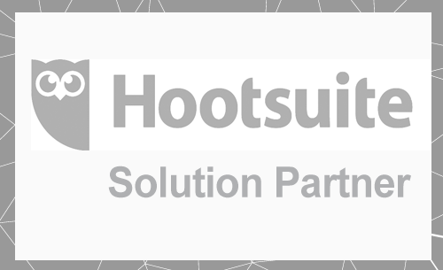 Hootsuite Solution Partner Badge